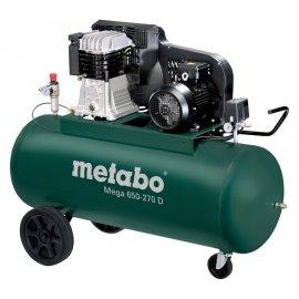 Компрессор Metabo Mega 650-270 D (601543000)