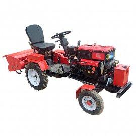 Садовый трактор Forte T-121EL