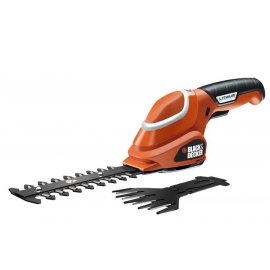 Садовые ножницы аккумуляторные Black&Decker GSL700KIT