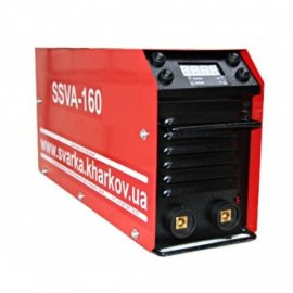 Сварочный инвертор SSVA 160T (с осциллятором)