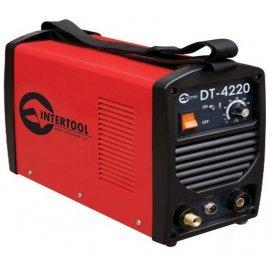 Аргонно-дуговой сварочный аппарат INTERTOOL DT-4220