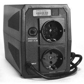 ИБП RITAR & Yuasa RTP500 Standby-L