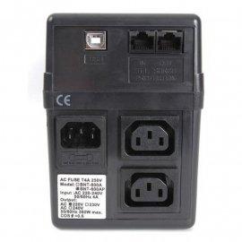 ИБП Powercom BNT-1000AР Schuko USB