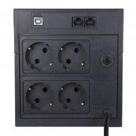 ИБП Powercom RPT-1025AP Schuko