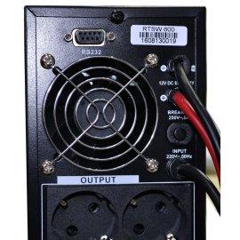 ИБП RITAR RTSW-800 LCD