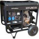 Генератор Hyundai DHY 6000 LE