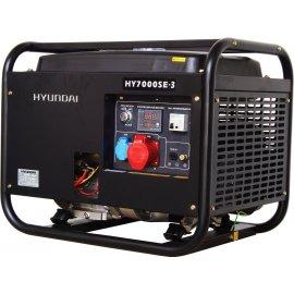 Генератор Hyundai HY 7000SE-3