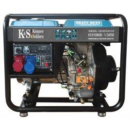 Генератор Konner&Sohner KS 9100HDE-1/3 atsR