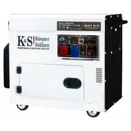 Генератор Konner&Sohner KS 9200HDES-1/3 atsR