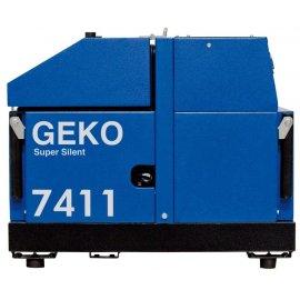 Генератор GEKO 7411 ED-AA/HHBA SS