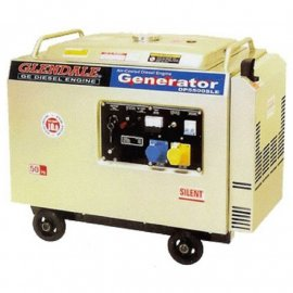 Генератор Glendale DP6500CLE/1 Авт.запуск АКБ