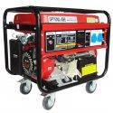 Генератор бензиновый Glendale GP7500L-GEE/3 АКБ