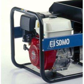 Генератор сварочный SDMO VX 200 7,5 H C