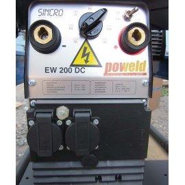 Генератор сварочный SDMO Weldarc 220 T