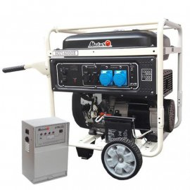 Генератор Matari MX14000EA-ATS
