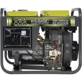 Генератор Konner&Sohner BASIC KS 6000DE