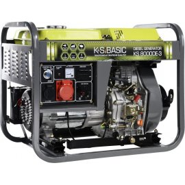 Генератор Konner&Sohner BASIC KS 8000DE-3