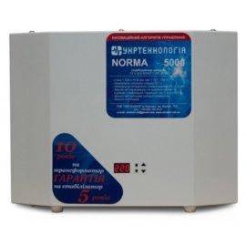 Стабилизатор Укртехнология НСН-5000 Norma-N