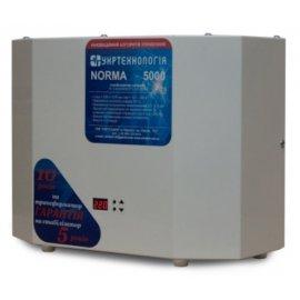 Стабилизатор Укртехнология НСН-5000 Norma-N (HV)