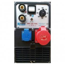 Генератор сварочный PEX-POL-PLUS PEX K220 KE