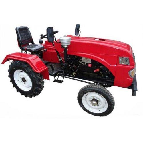 Садовый трактор Forte T-241EL-HT
