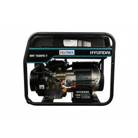 Генератор Hyundai HHY 7020FE-T