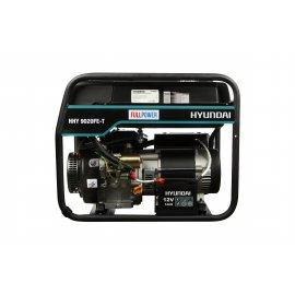 Генератор Hyundai HHY 9020FE-T