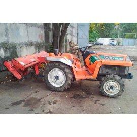 Трактор Kubota XB1-DT