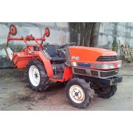 Трактор Yanmar F6D