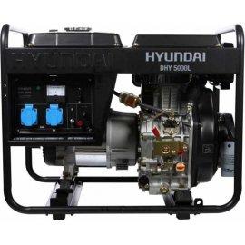 Генератор Hyundai DHY 5000L