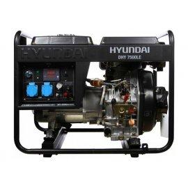 Генератор Hyundai DHY 7500LE