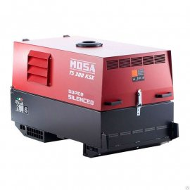 Сварочный генератор MOSA TS 300 KSX EL