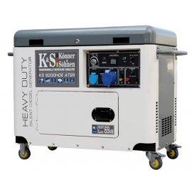 Генератор Konner&Sohner KS 9200HDE atsR