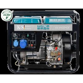 Генератор Konner&Sohner KS 8100HDE-1/3 atsR