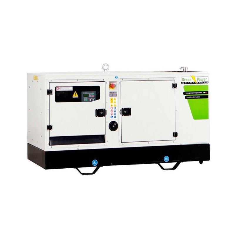 Генератор Greenpower GP165S/I-N