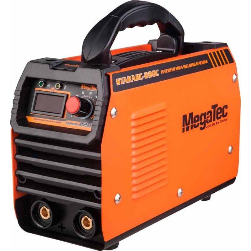 Сварочный инвертор MegaTec STARARC-220С