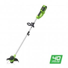 Триммер Greenworks G40LTK2