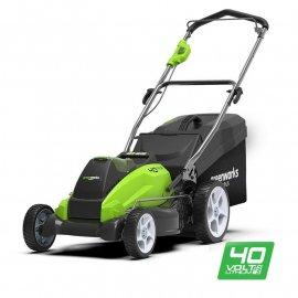 Газонокосилка Greenworks G40LM45