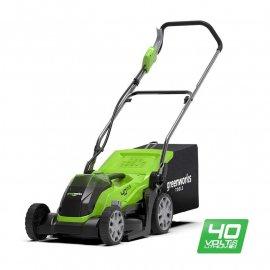 Газонокосилка Greenworks G40LM35