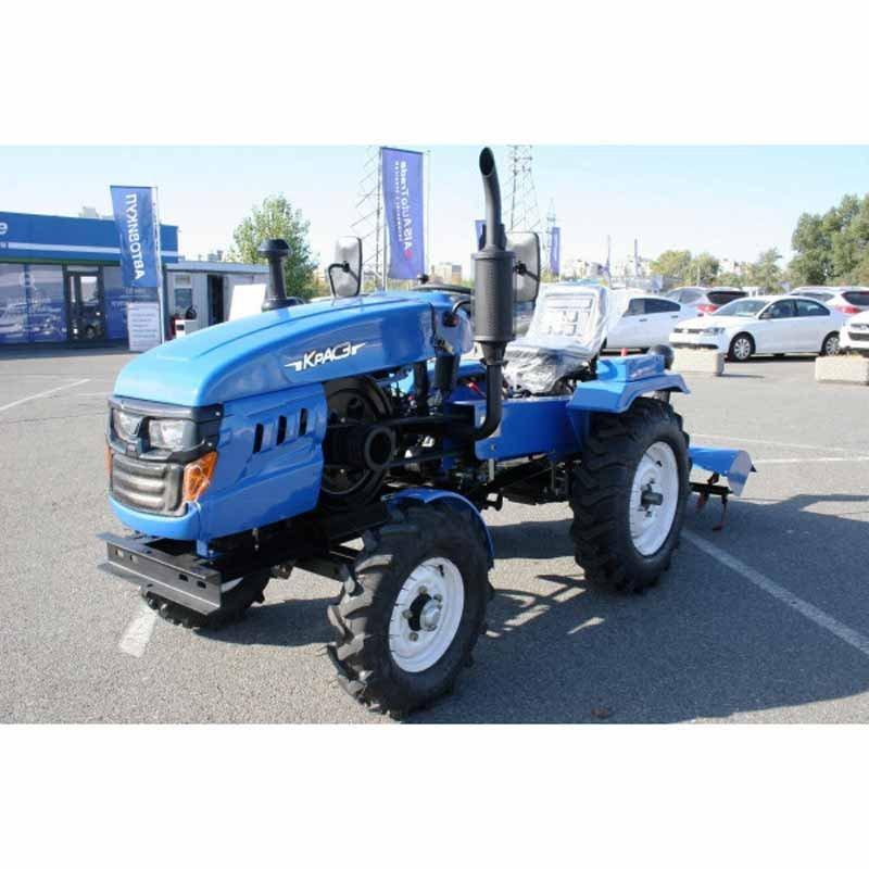 Трактор КрАСЗ Т-160