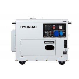 Генератор Hyundai DHY 6000 SE