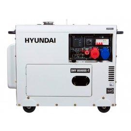 Генератор Hyundai DHY 8500SE-Т
