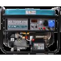 Генератор бензиновый Konner&Sohnen 7000E ATS