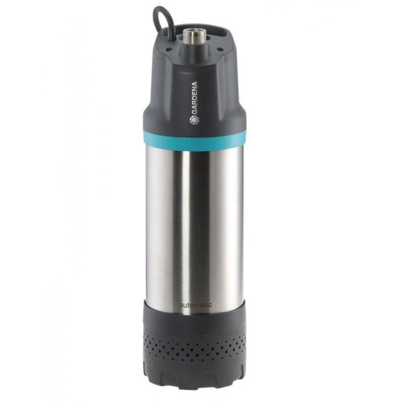 Дренажный насос Gardena 6100/5 inox automatic