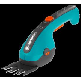 Садовые ножницы аккумуляторные Gardena ClassicCut и нож для кустов