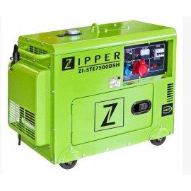 Дизельный генератор Zipper ZI-STE7500DSH
