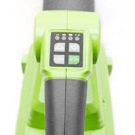 Аккумуляторная воздуходувка Zipper ZI-LBR40V-AKKU