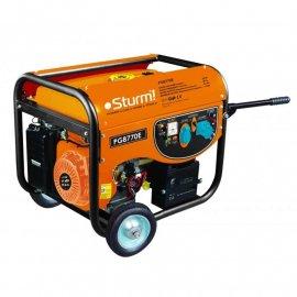 Генератор бензиновый Sturm PG8770E