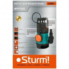 Насос для грязной води Sturm WP97265