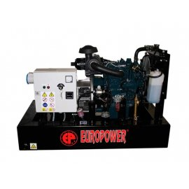 Генератор Europower EP123DE